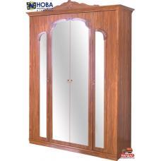 Барокко Шкаф 4Д