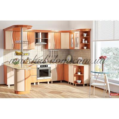 Кухня Волна КХ-272 Комфорт-мебель (г. Белая Церковь) купить в Одессе, Украине