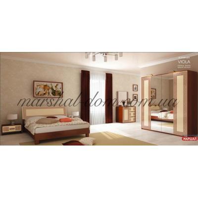 Спальня Виола Ваниль - Вишня Бюзум (снимается с производства)