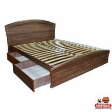 Кровать Эмилия 1,6 с ящиками