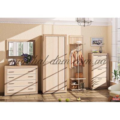 Прихожая ВТ-3940 Комфорт-мебель (г. Белая Церковь) купить в Одессе, Украине