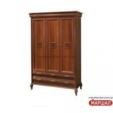 Лаура Нова Шкаф 3-х дверный