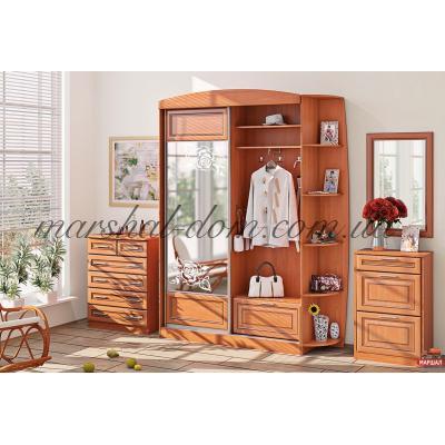 Прихожая ВТ-4030/ВТ-4031/ВТ-4032/ВТ-4033 Комфорт-мебель (г. Белая Церковь) купить в Одессе, Украине