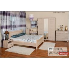 Спальня Меркурий БМФ (Белоцерковская мебельная фабрика) купить в Одессе, Украине