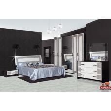Спальня Бася Новая (Олимпия)