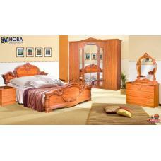 Спальня Барокко с шкафом 6Д Нова (г. Тернополь) купить в Одессе, Украине