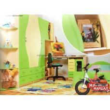 Детская Эколь ЛАК БМФ (Белоцерковская мебельная фабрика) купить в Одессе, Украине