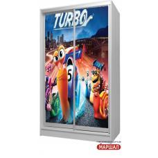 Шкаф купе Турбо