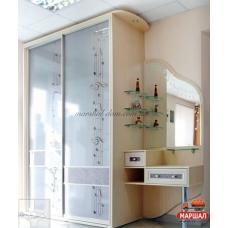 Шкаф - купе №14 Дизайн-студия Квадро купить в Одессе, Украине