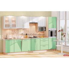 Кухня Волна КХ-270 Комфорт-мебель (г. Белая Церковь) купить в Одессе, Украине