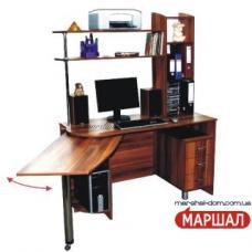 Компьютерный стол Протеус Nika мебель (Шкафник) купить в Одессе, Украине