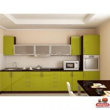 Кухня Мода оливка