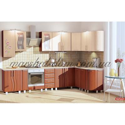 Кухня Волна КХ-277 Комфорт-мебель (г. Белая Церковь) купить в Одессе, Украине