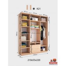 Шкаф под TV Камелот К-21мат