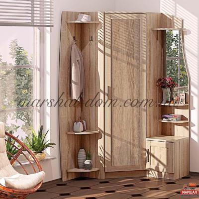Прихожая ВТ-4009 Комфорт-мебель (г. Белая Церковь) купить в Одессе, Украине