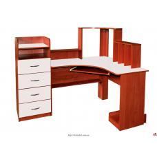СКУ - 09 Компьютерный стол угловой  (стандарт)