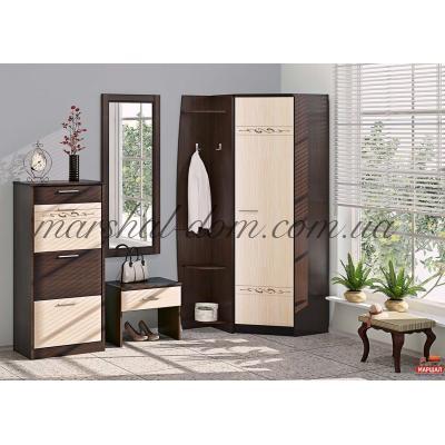 Прихожая ВТ-3943 Комфорт-мебель (г. Белая Церковь) купить в Одессе, Украине