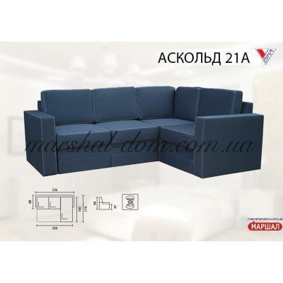 Угловой диван Аскольд А-21