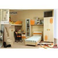 Шкаф 2 дверный Арлекино