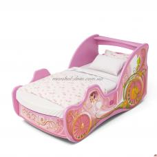 Кровать-карета  Сn-11-70(80) Cinderella