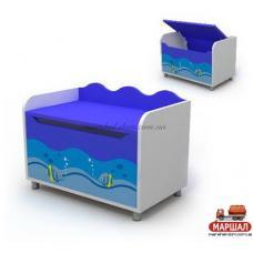 Комод для игрушек Od-22 Ocean