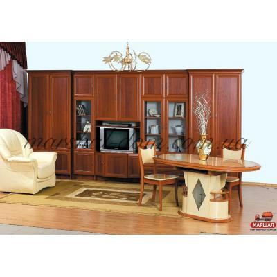 Гостиная Респект ДСП БМФ (Белоцерковская мебельная фабрика) купить в Одессе, Украине