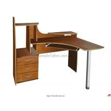 СКУ - 12 Компьютерный стол угловой (не стандарт)