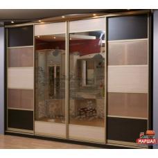Шкаф - купе №3 Дизайн-студия Квадро купить в Одессе, Украине