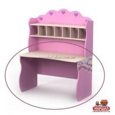 Письменный стол Pn-08-1 Pink
