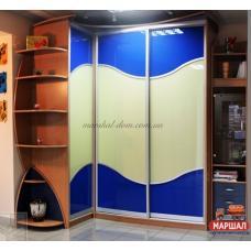 Шкаф - купе №15 Дизайн-студия Квадро купить в Одессе, Украине