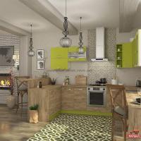 Кухня Шарлотта лайм 1 м.п.
