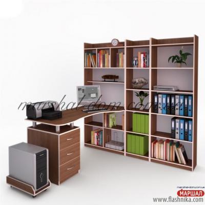 Компьютерный стол - Флеш 39 ФН