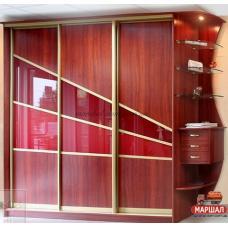 Шкаф - купе №16 Дизайн-студия Квадро купить в Одессе, Украине