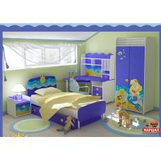 Детская комната Ocean Бриз, г. Вишневый купить в Одессе, Украине