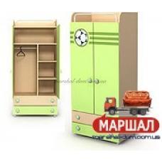 Двухдверный шкаф BS-02-1 Active Бриз, г. Вишневый купить в Одессе, Украине