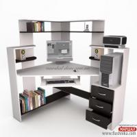Компьютерный стол - Флеш 34 ФН