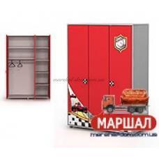 Трехдверный шкаф DR-03 Driver Бриз, г. Вишневый купить в Одессе, Украине