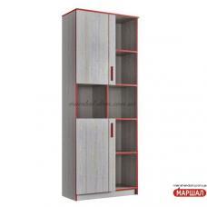 Шкаф книжный 800 Рио 2Д