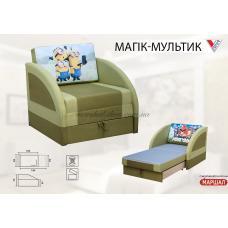 Детский диван Магик принт Вика (Львовск.обл.) купить в Одессе, Украине