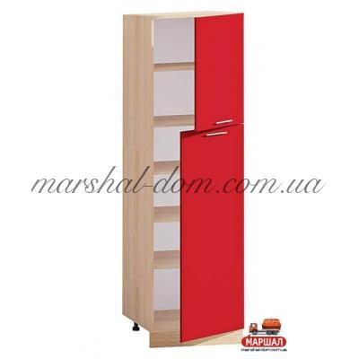 П60.214.2Д Вар.5 (Т-2888) шкаф для посуды 600