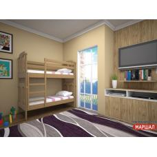 Кровать двухъярусная Детская (снято с производства)