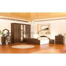 Спальня Глория 4Д