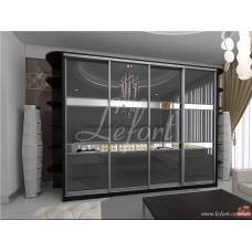 Шкаф купе Флэш 3 4д Lefort (Лефорт) купить в Одессе, Украине