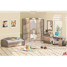 Детская комната ДЧ-4110 Комфорт-мебель (г. Белая Церковь) купить в Одессе, Украине