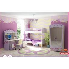 Детская комната Pink Бриз, г. Вишневый купить в Одессе, Украине