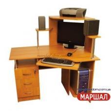 Компьютерный стол Ника 4 Nika мебель (Шкафник) купить в Одессе, Украине