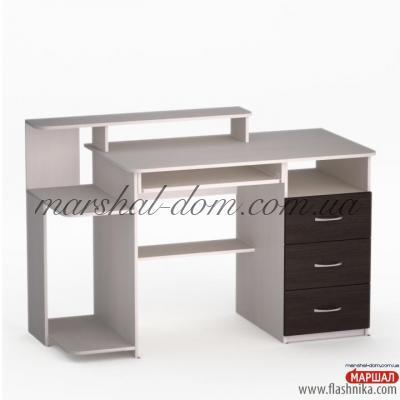 Компьютерный стол - Микс 49 ФН