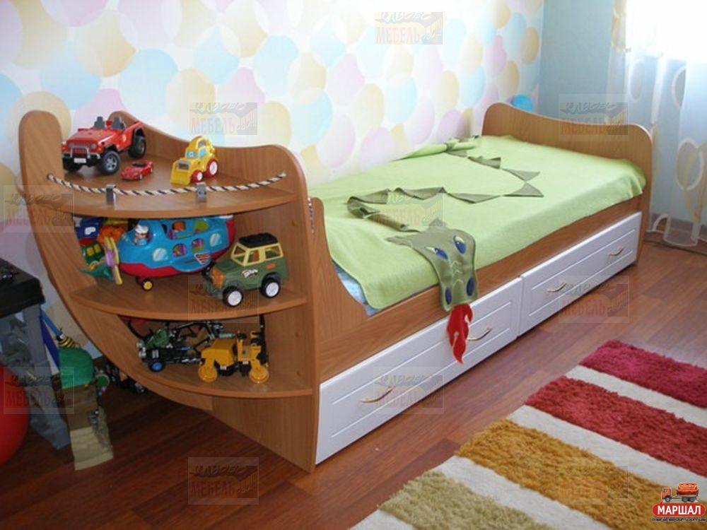 Детская кровать своими руками цена